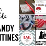 15 No Candy Valentines {Free Printables}