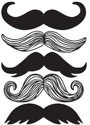 mustache-wall-decals