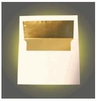 Gold-foil-lined-envelopes