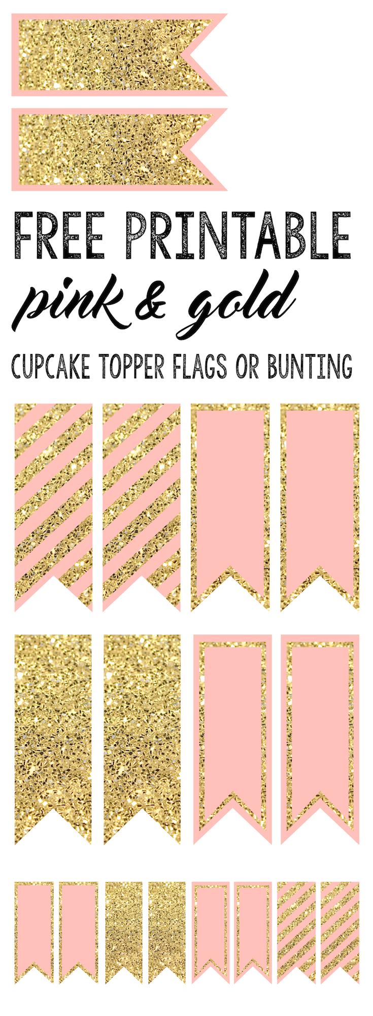 Pink-gold-cupcake-topper-long