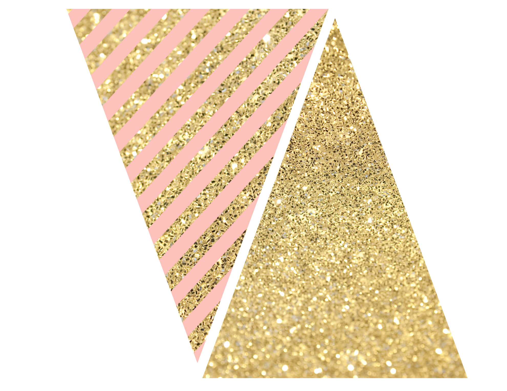 small with glitter background photo pink on gold frame vector stock delicate illustr ring