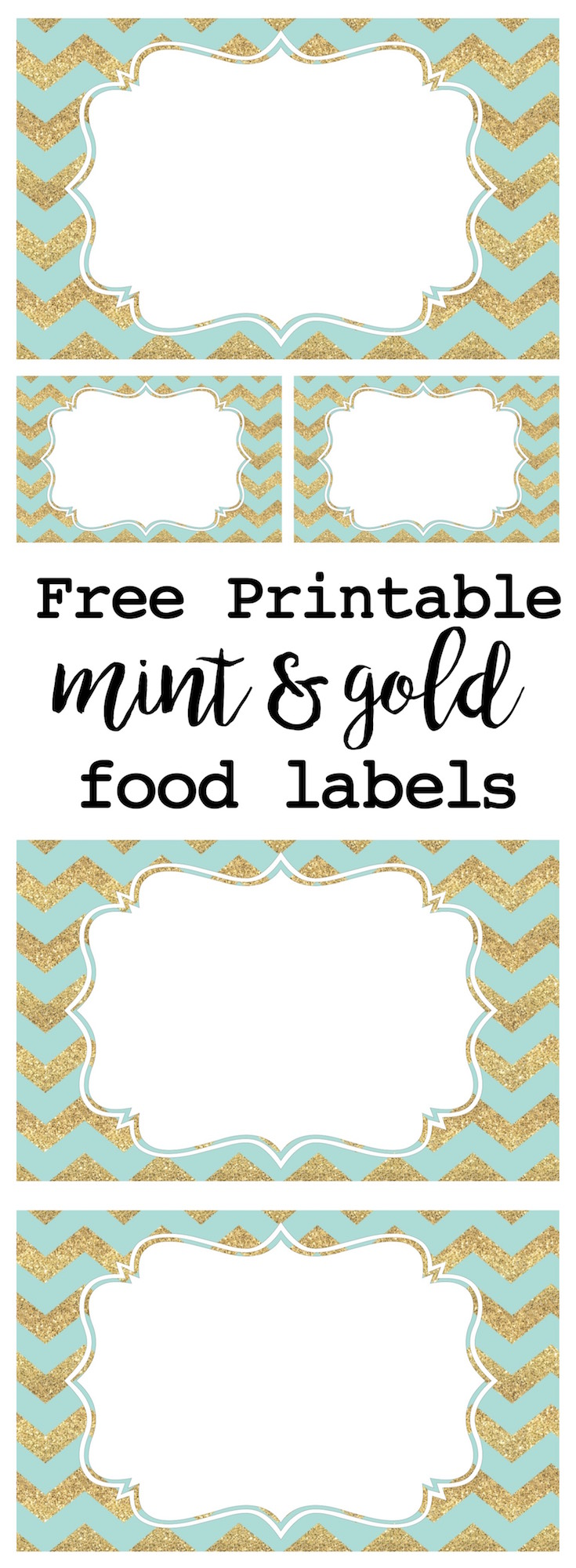 It's just a picture of Wild Free Printable Food Labels Templates