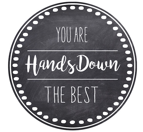 Superb image for hands down you're the best printable