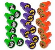 Halloween-stamps