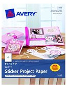 Avery-sticker-paper