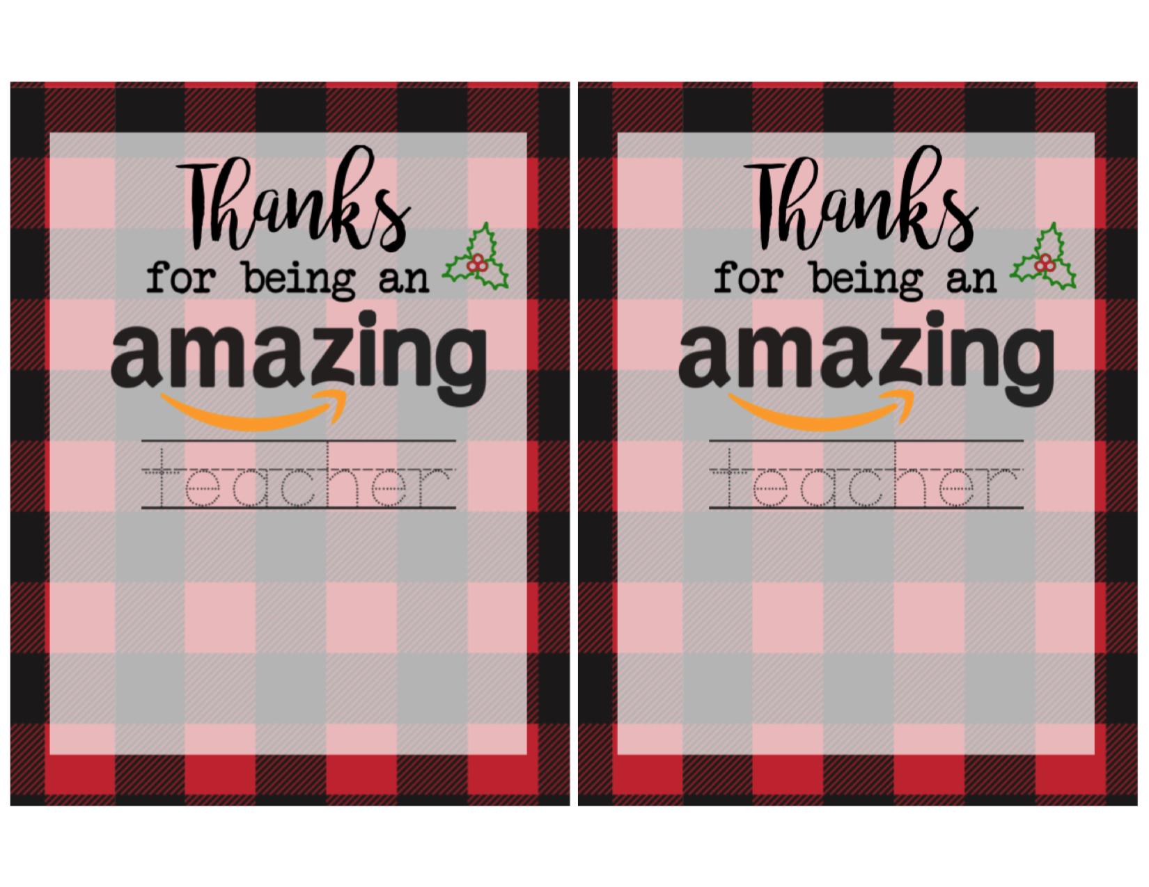 printable christmas gift card holders for amazon paper trail design have an amazing christmas printable