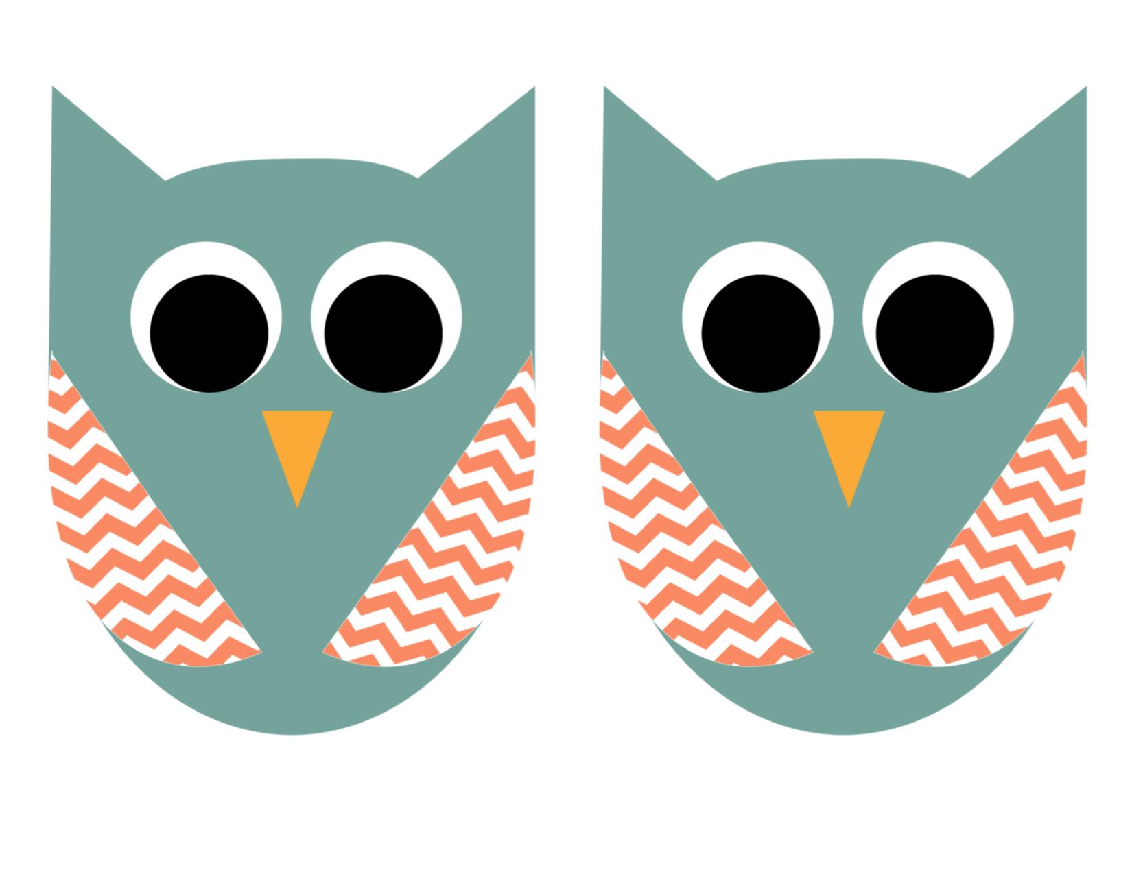 free printable owl invitations paper trail design