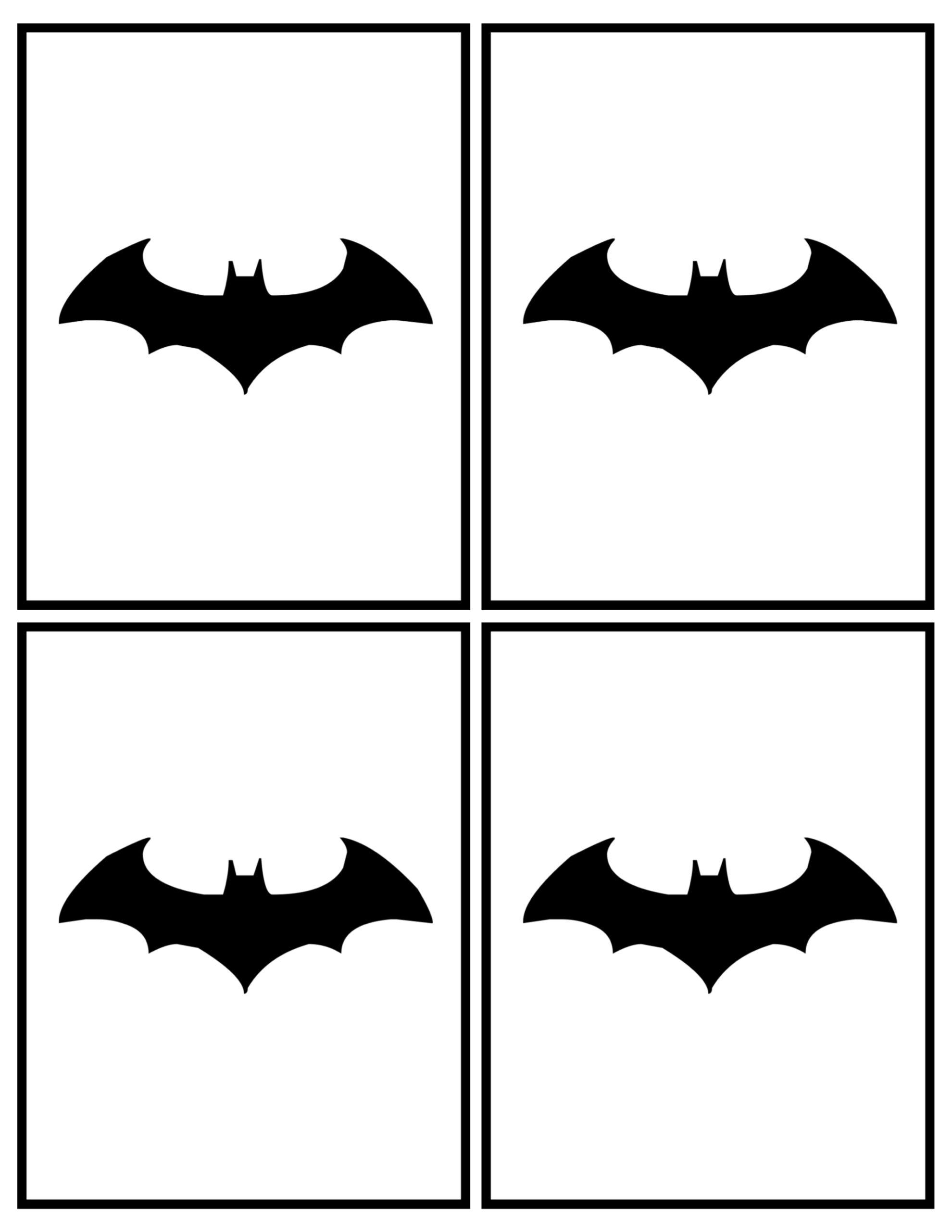 Batman Banner (Just Bats)