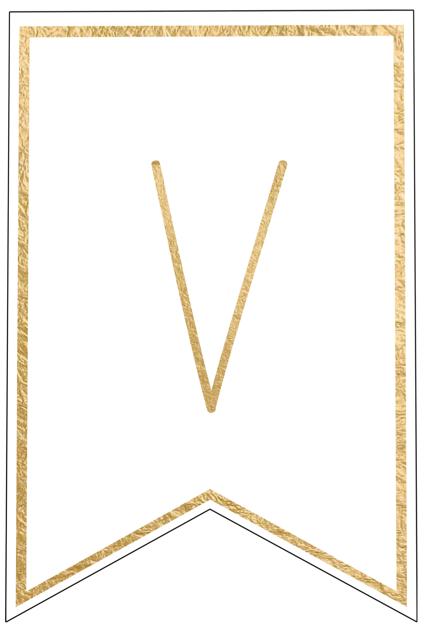 It is a graphic of Old Fashioned Printable Pennant Banner
