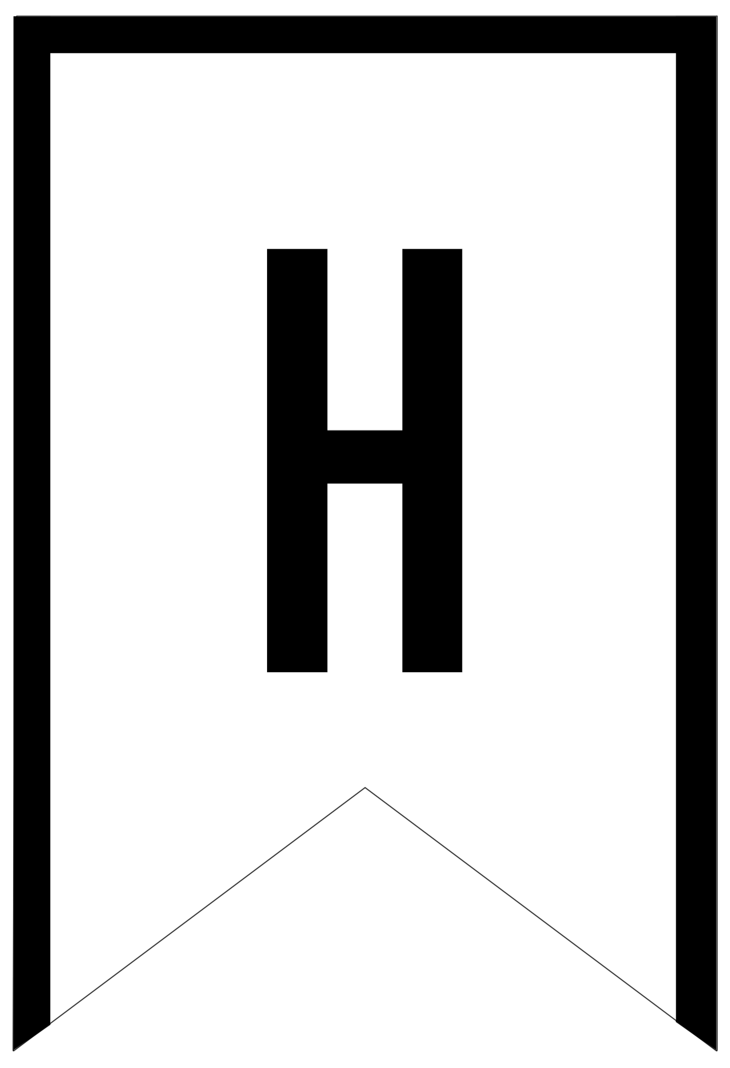 H  Free Printable Banner Alphabet Letters Template on large printable alphabet letter r template, block letter alphabet font template, 2 inch alphabet letters printable template, free printable retirement card template, alphabet letter w template, free animated powerpoint presentations alphabet, alphabet letter b template, free printable letter v template, free alphabet templates letter e templates, free alphabet letter stencil templates, free alphabet templates to print, alphabet letters cut out template, free printable flag banner template, free printable lower case alphabet template, u letters alphabets template,