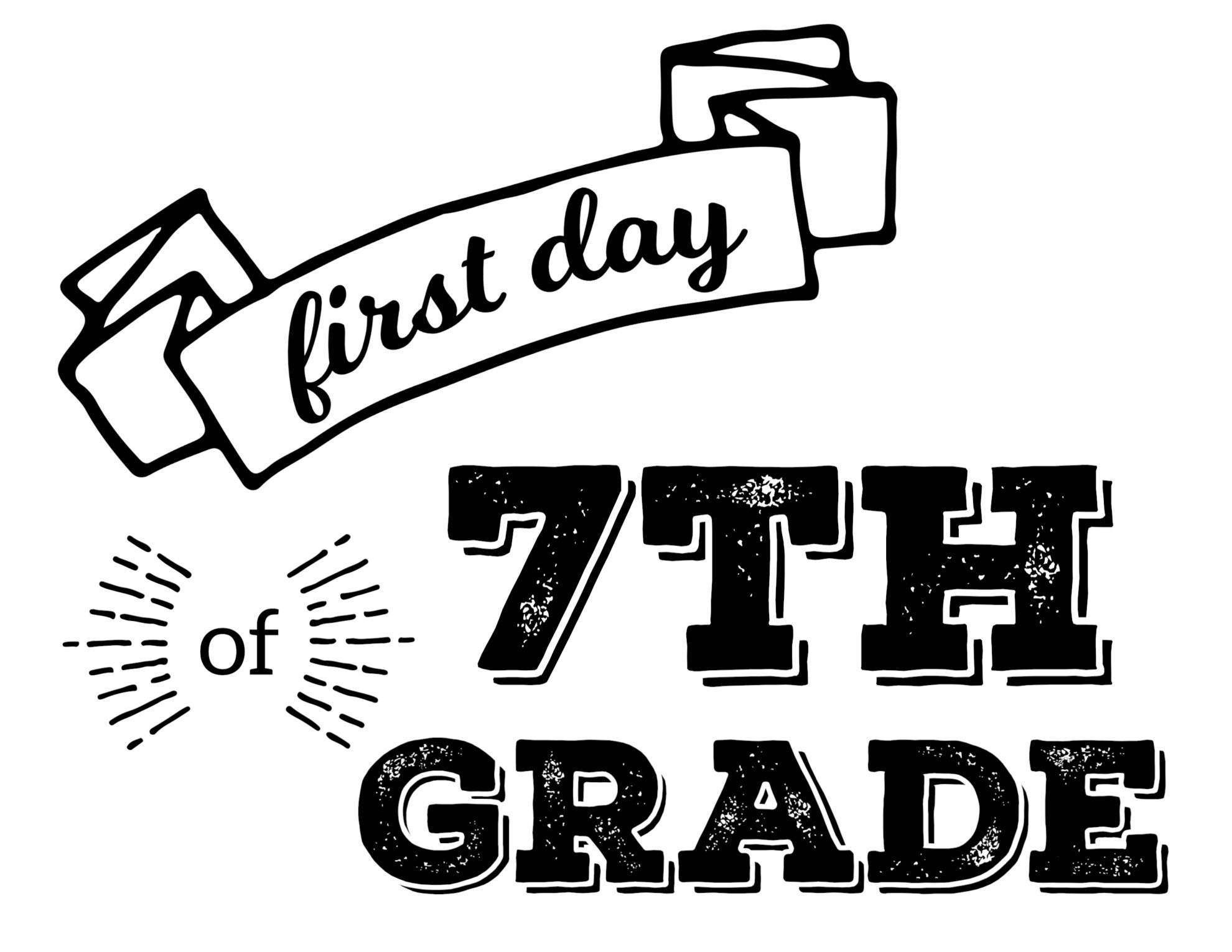 first day at grade 7 school Please note that schedules will be provided on the first day of school for  was  one of the first junior high schools in the united states that served grades 7-9.