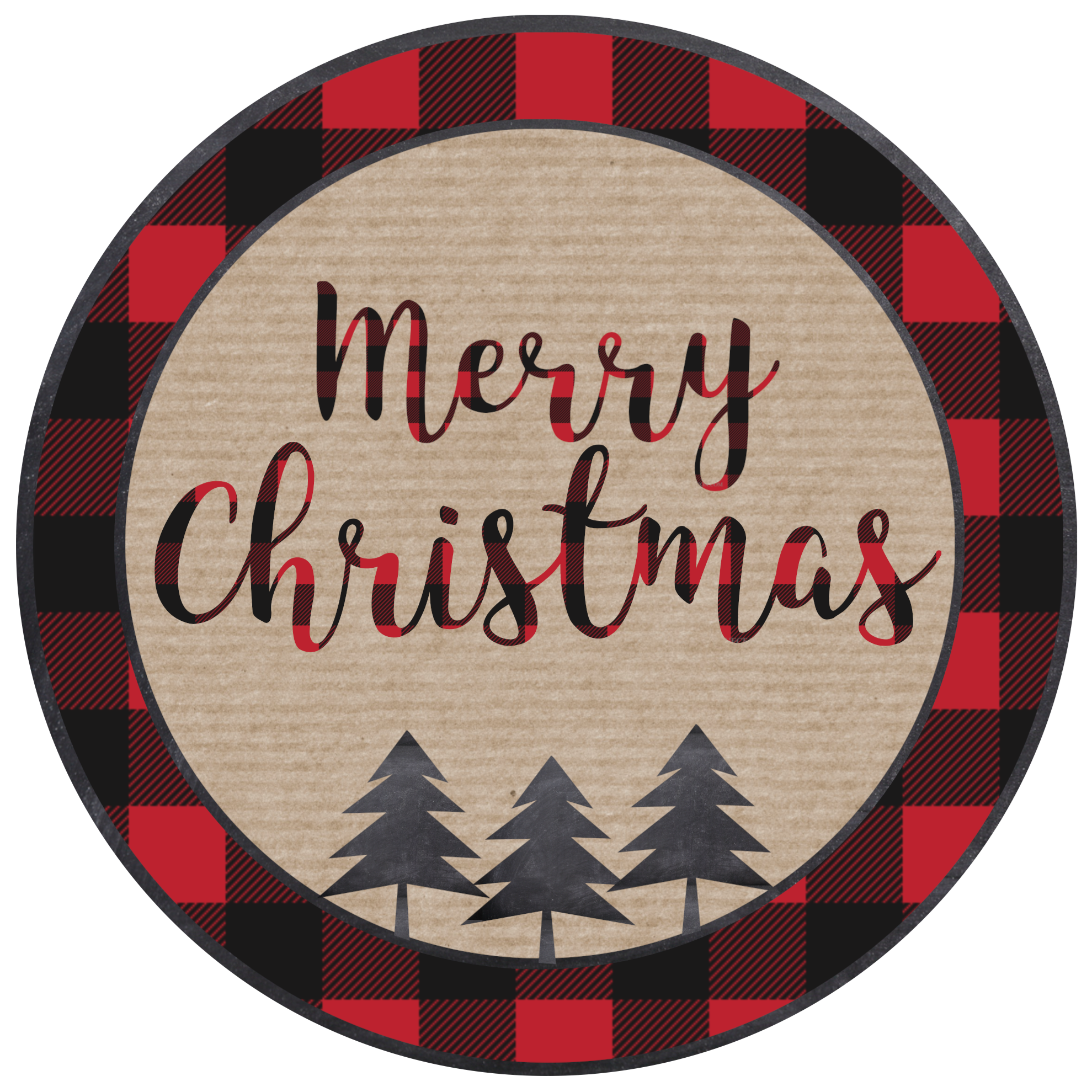 Merry Christmas Tags Printable