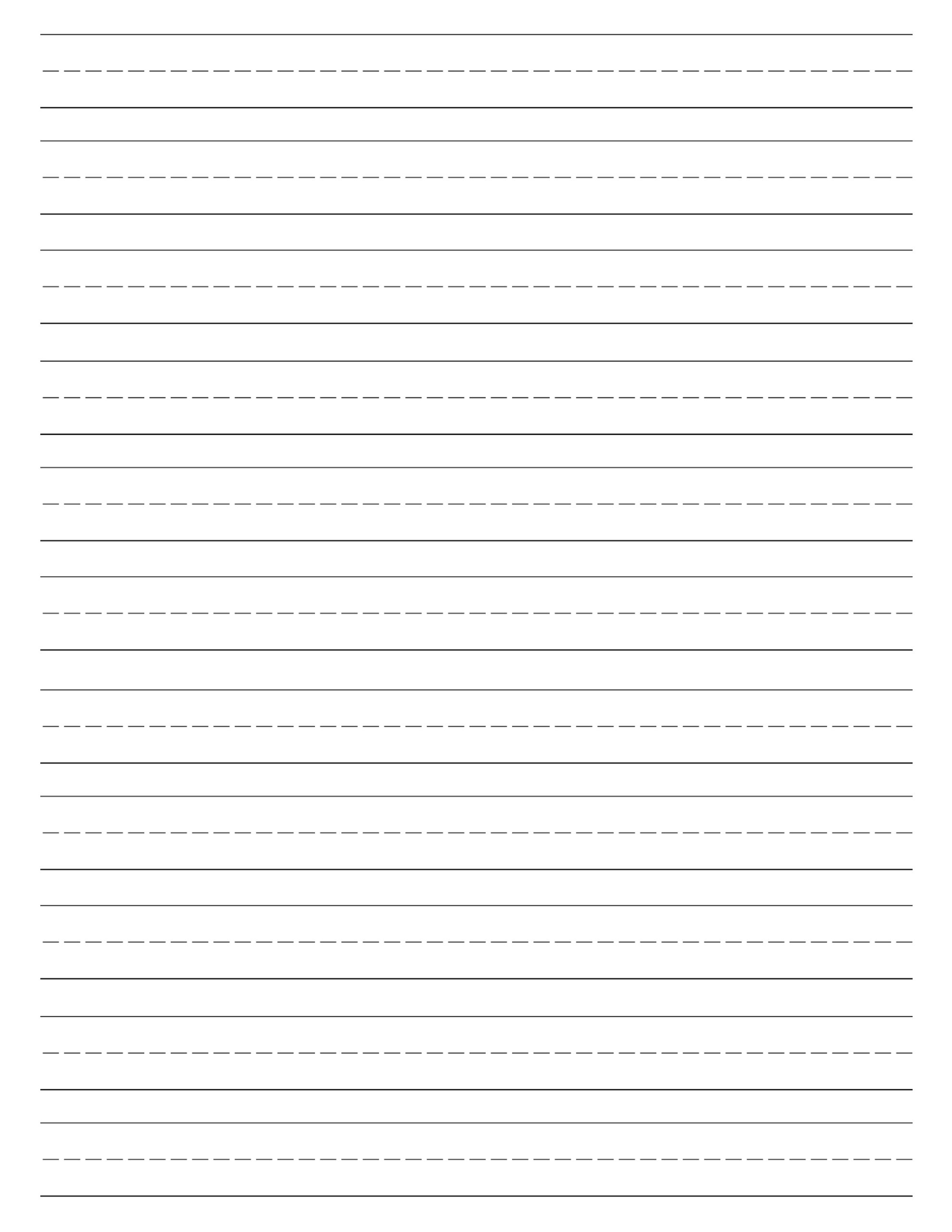 For Best Results, Click The Image Or Link To Enlarge The Printable And  Download The Image To Your Computer Before Printing. I Find It Easiest To  Drag And ...  Download Lined Paper