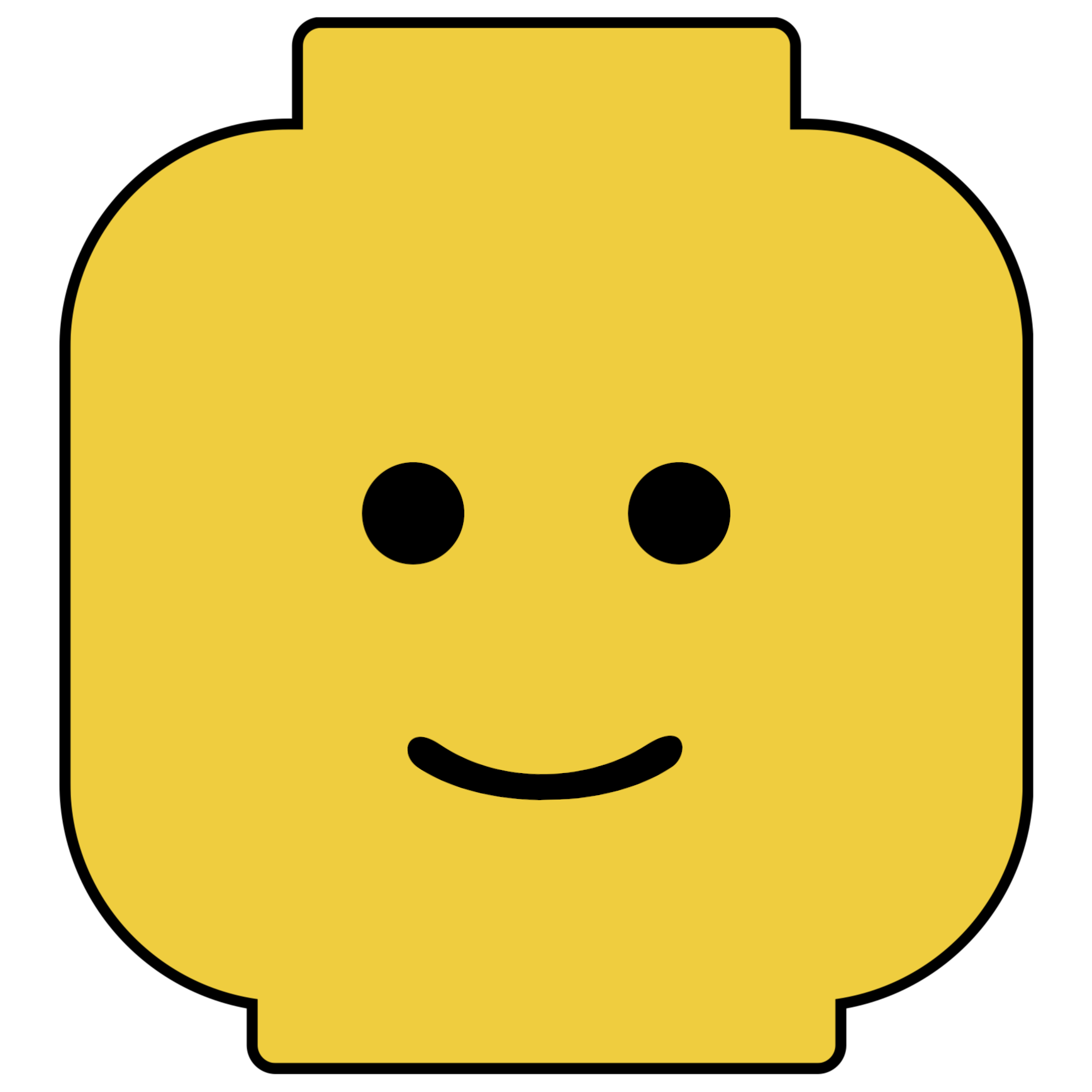 picture relating to Lego Faces Printable titled Pin the Mind upon the Lego Guy Social gathering Recreation Cost-free Printable