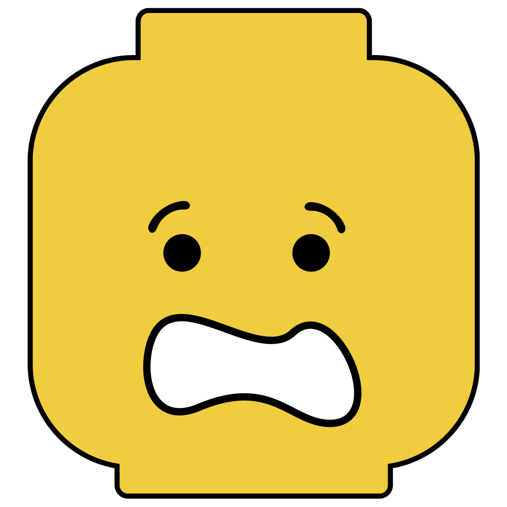It is a photo of Lego Faces Printable inside schematic