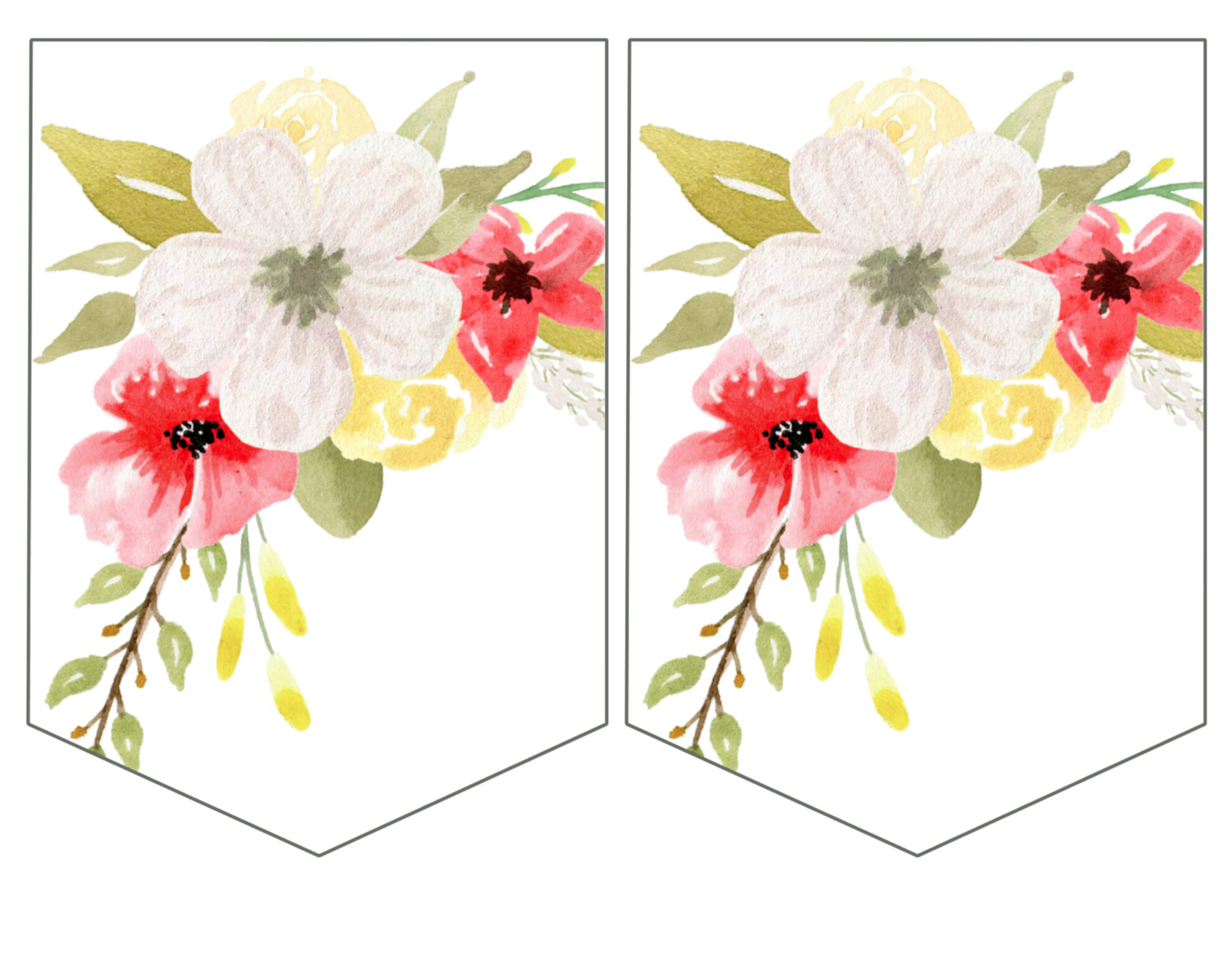 Mother S Day Banner Printable Paper Trail Design