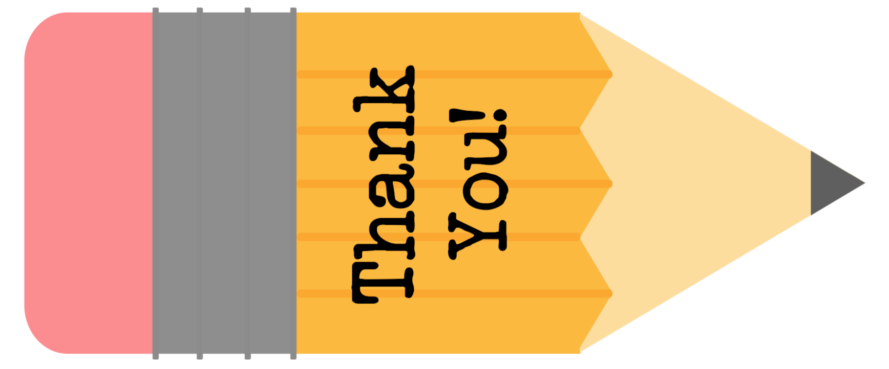 1 teacher free printable pencil gift tag