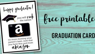Free Printable Graduation Card Hy Funny Diy Template