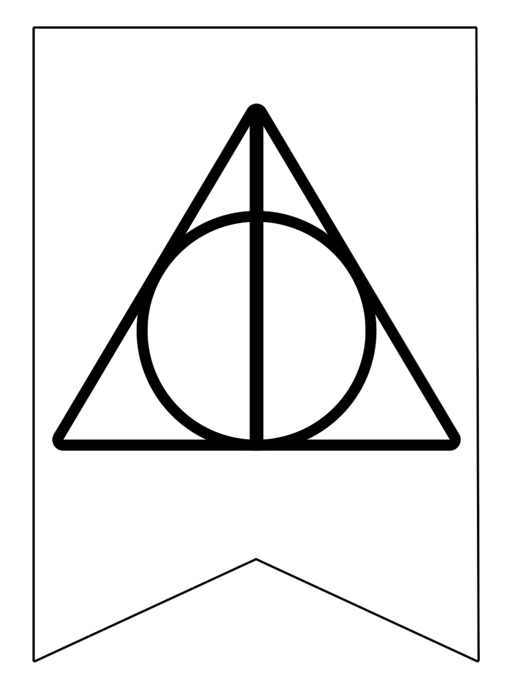 Click The Following Links To Print Harry Potter Banner Free Printable Decor