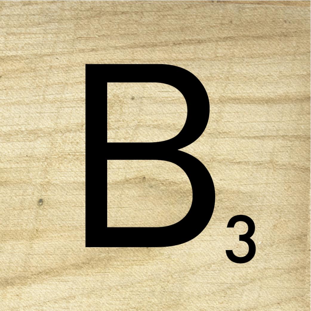 Free Printable Scrabble Letter Tiles Sign - Paper Trail Design |Free Printable Scrabble Letter Tiles