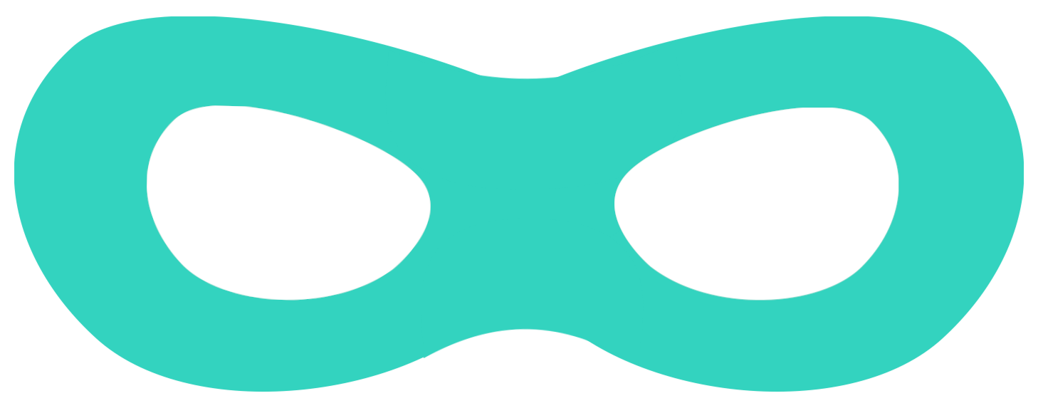 image regarding Printable Superhero Mask called Incredibles Cost-free Printable Superhero Masks - Paper Path Style and design