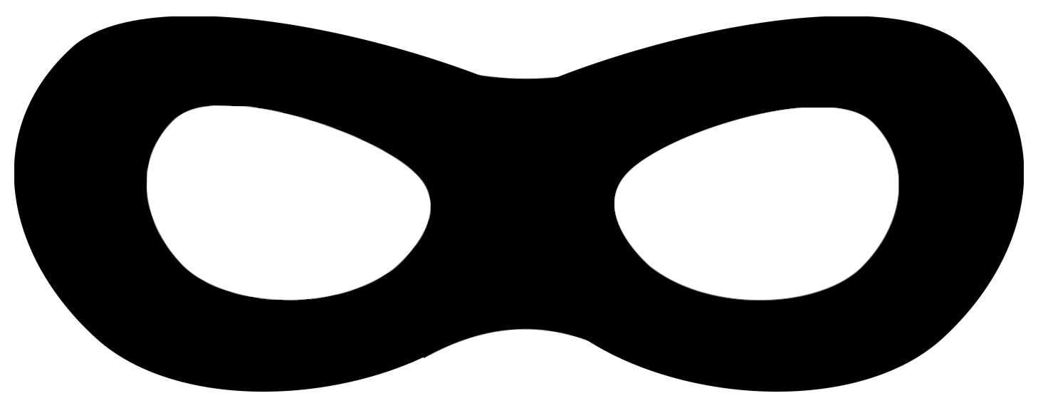 graphic regarding Printable Superhero Masks identified as Incredibles Absolutely free Printable Superhero Masks - Paper Path Structure