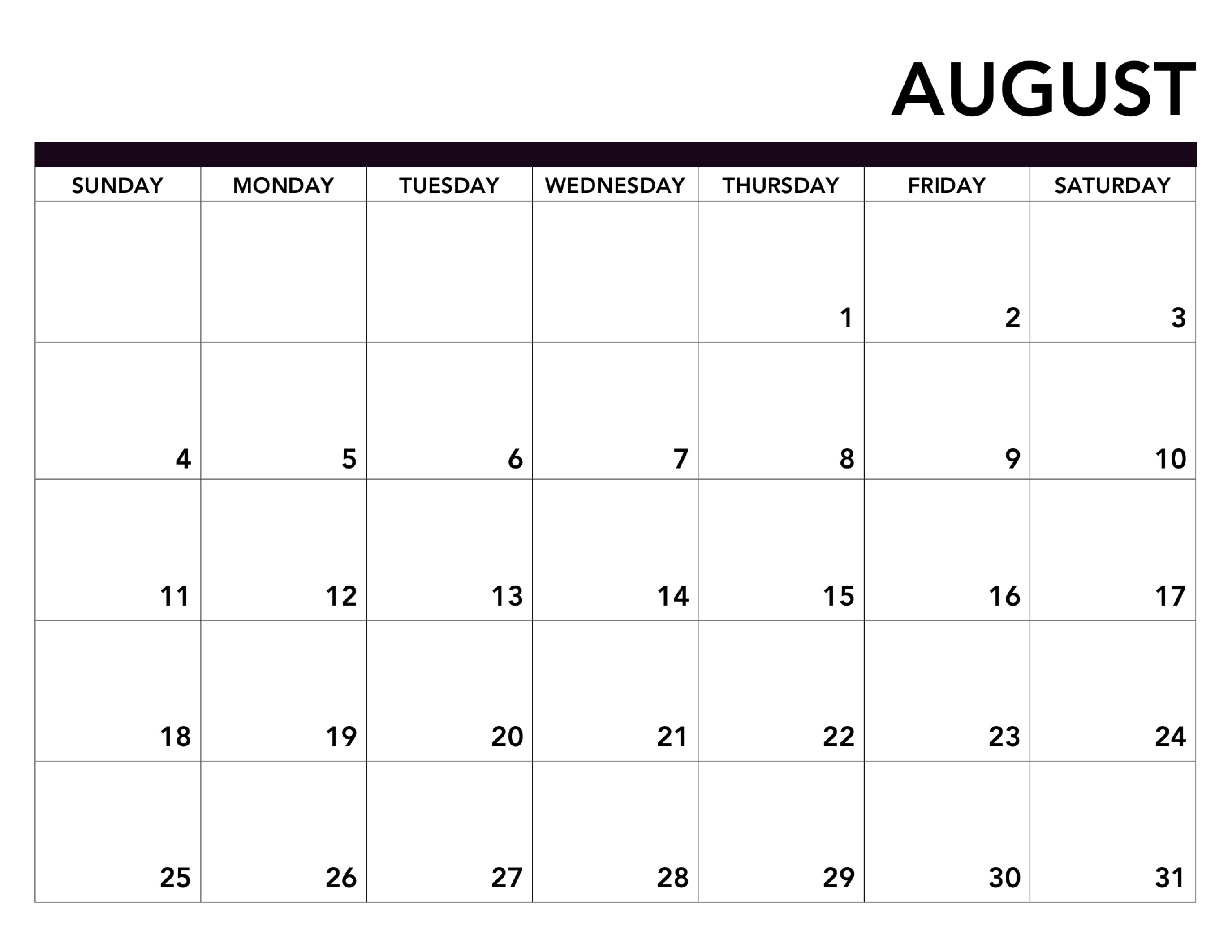 picture regarding September Printable Calendar named 2019 Printable Calendar Free of charge Internet pages - Paper Path Structure
