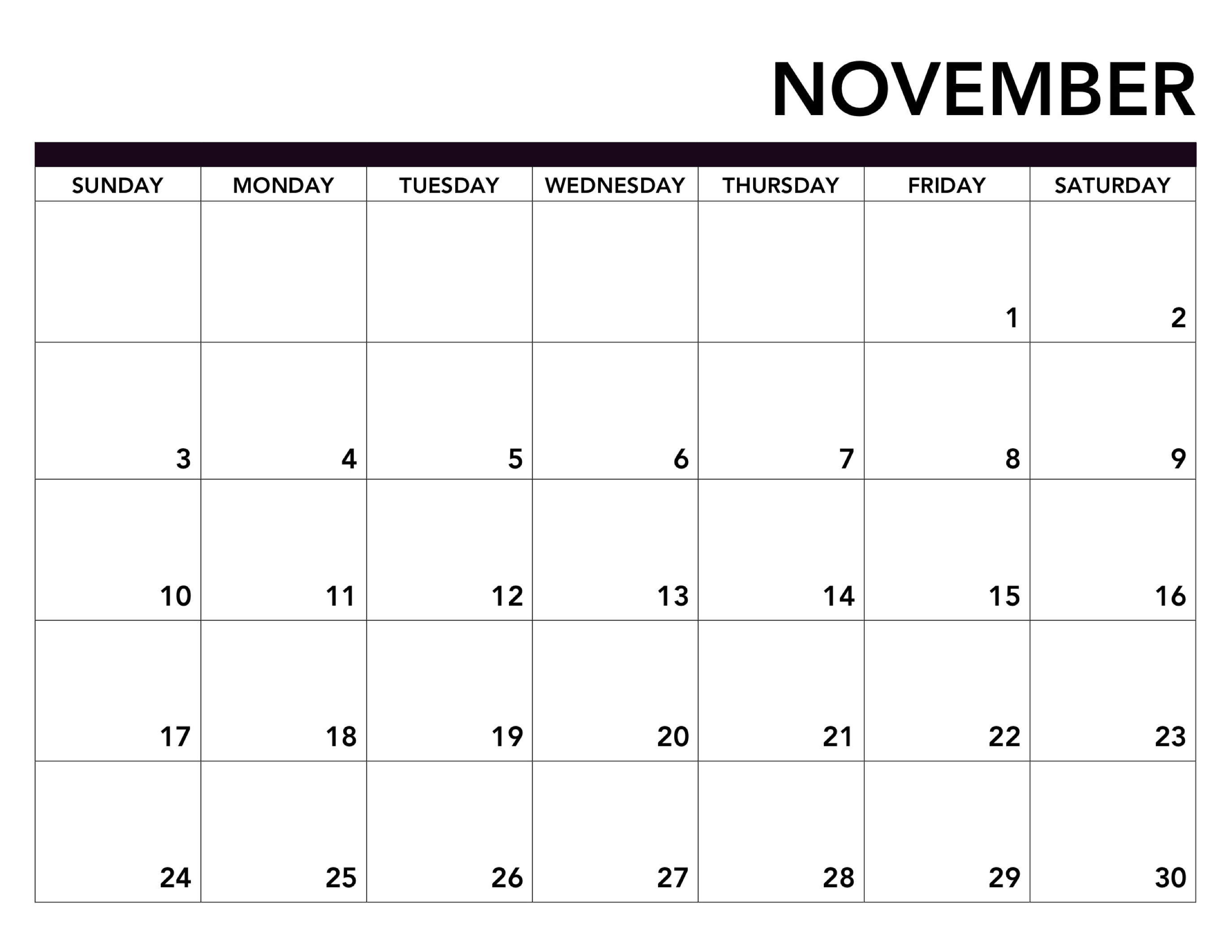 photograph about Free Printable Calendar December known as 2019 Printable Calendar Absolutely free Web pages - Paper Path Style and design