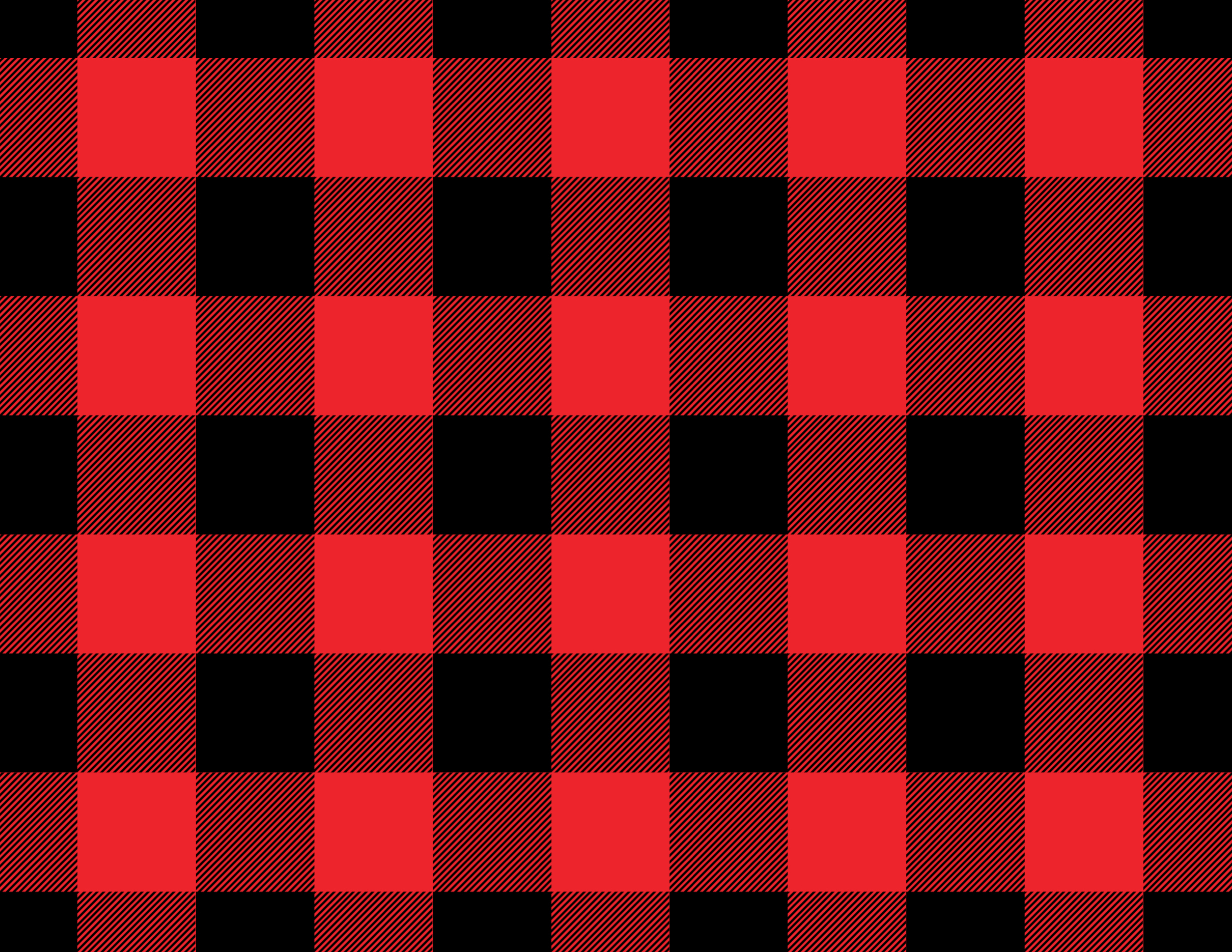 Rustic Buffalo Plaid Wrapping Paper Free Printable Paper Trail Design