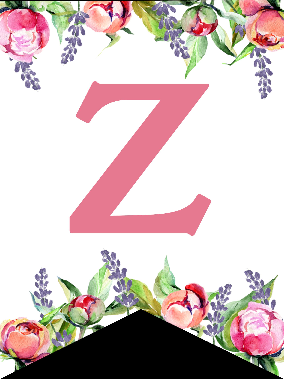Free Printable Alphabet A Z
