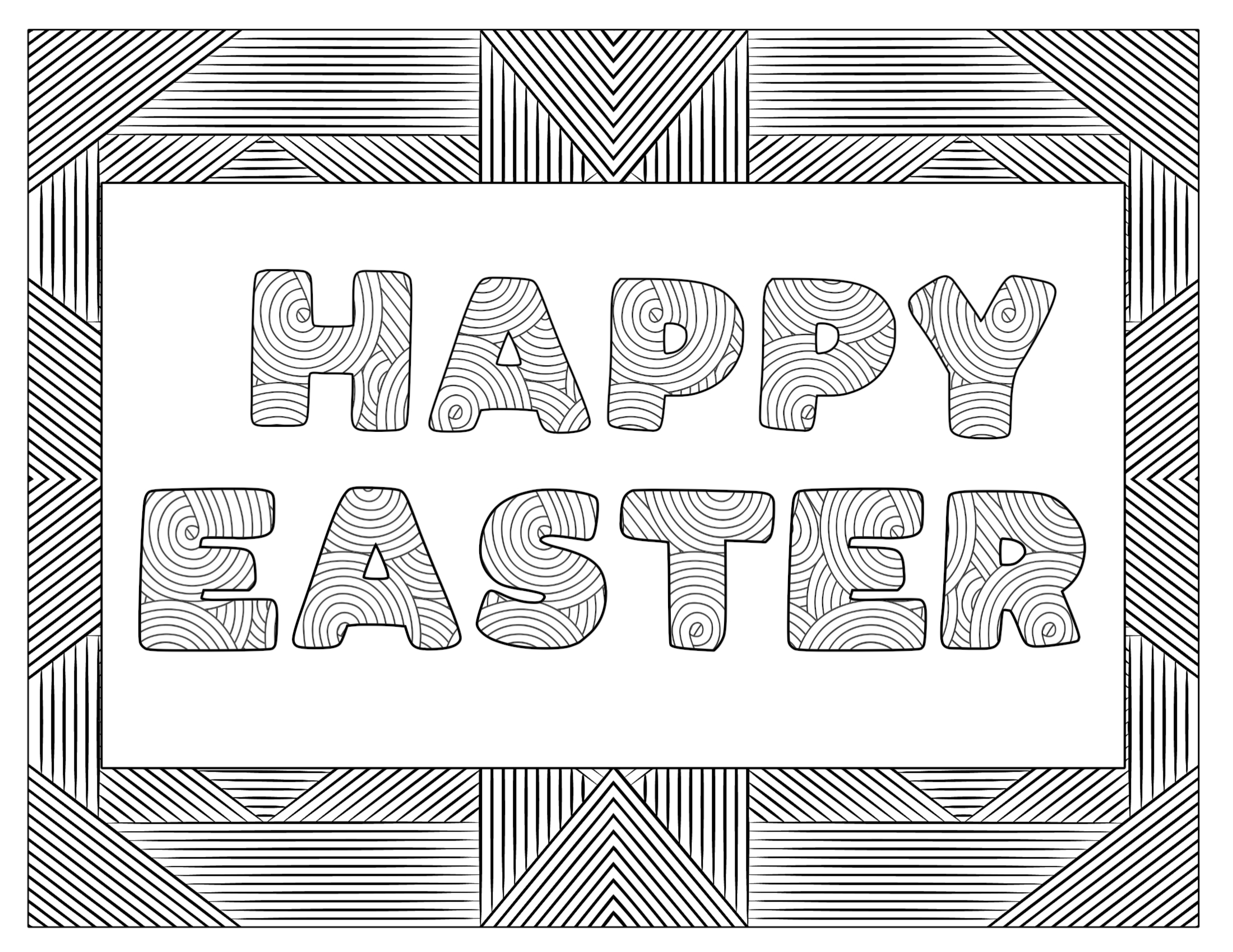 resurrection coloring pages free | Easter Coloring Sheet | Sunday ... | 1700x2200