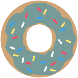 Free Printable Donut Banner Party Decor. Doughnut birthday party, baby shower, or donut grow up party. Donut dessert bar decoration. #papertraildesign #donutparty #doughnutparty #donutbabyshower #doughnutbabyshower #donutbanner #doughnutbanner #donutdecorations #doughnutdecorations #donutgrowup #doughnutgrowup #freeprintabledonut #printabledonut #donutprintable