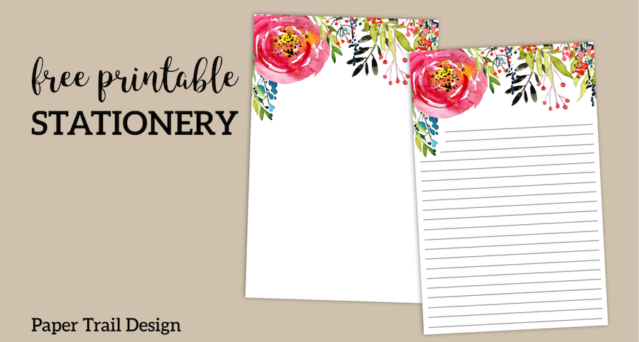 This is a graphic of Printable Stationary for Kids with regard to kidprintables