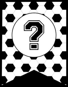Soccer Banner Symbol ?