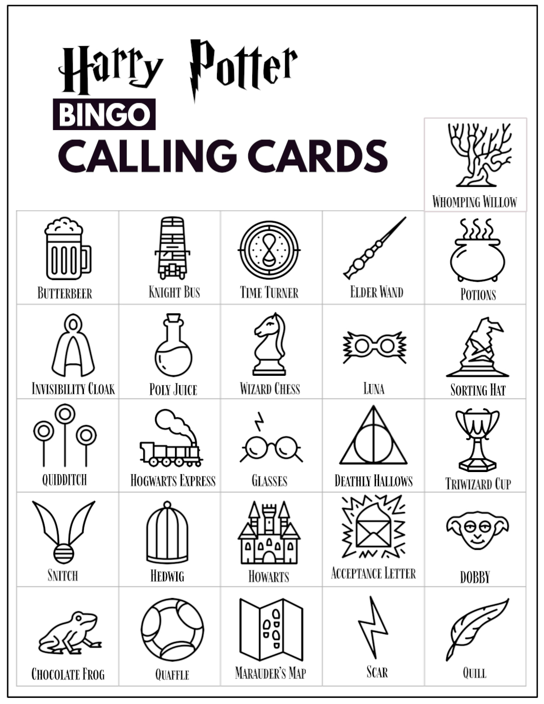 This is a photo of Bingo Calls Printable for st patrick's day