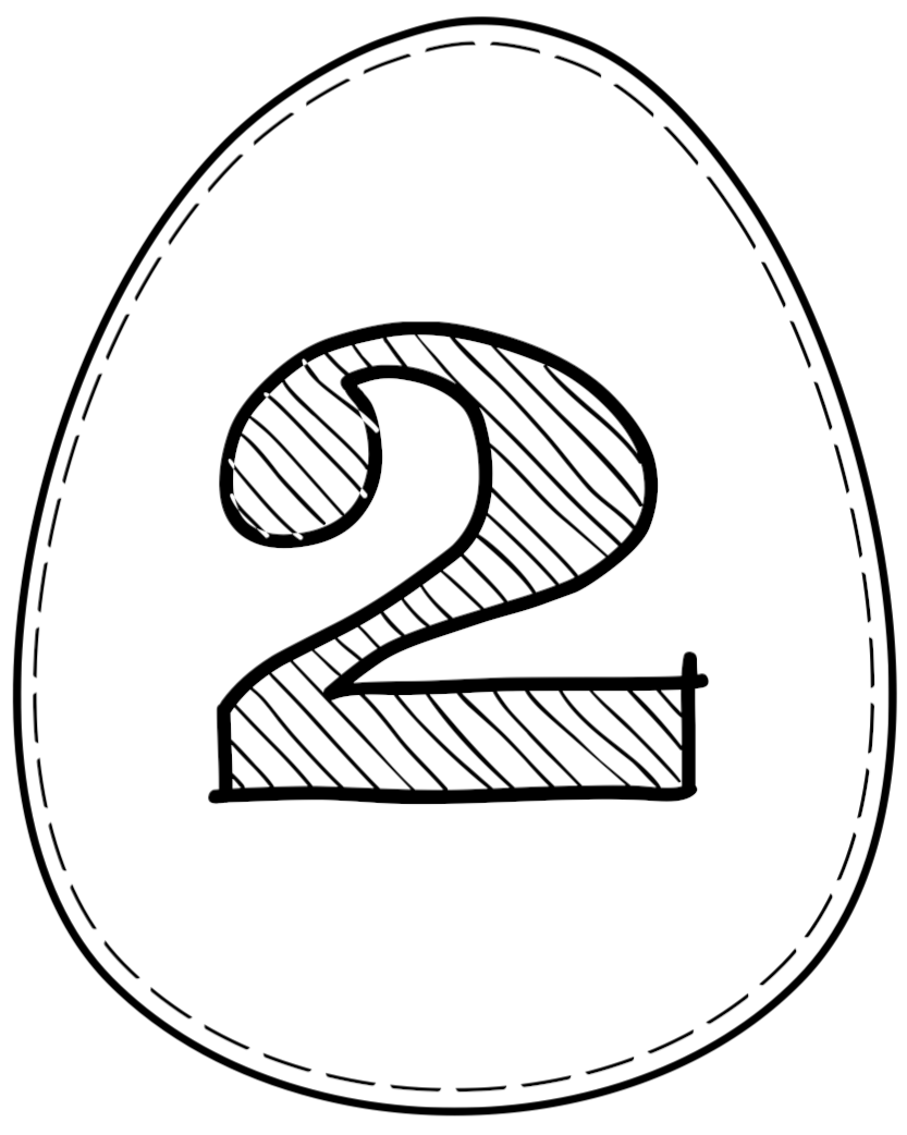 It is an image of Number 3 Printable with learning