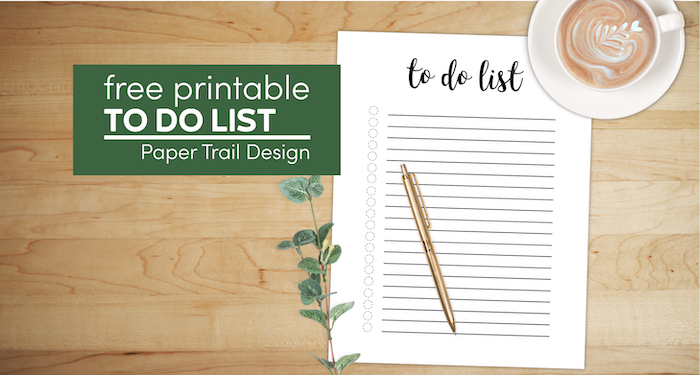 to do list template with text overlay- free printable to do list