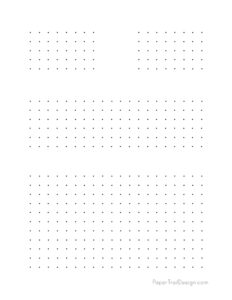 Dots and boxes game free printable